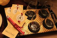 DIY wine tasting party ideas