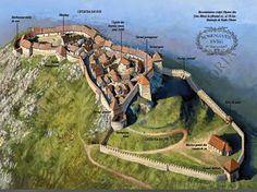Rasnov fortess - Transilvania
