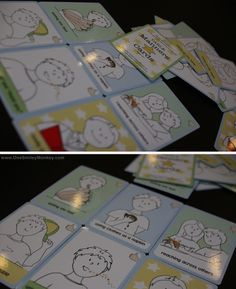 Did you know that you can teach table manners without nagging and prodding? offers a unique deck of laminated Table Manner Cards (recommended Manners Preschool, Manners Activities, Teaching Manners, Preschool Education, Teaching Activities, Preschool Crafts, Etiquette Classes, Table Etiquette, Etiquette And Manners