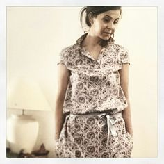 Ma robe d'hier soir... Nouveau proto... www.petronillealacampagne.com