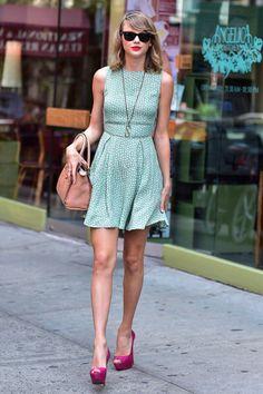 Taylor Swift People Magazine Best Dressed 2014 - Taylor Swift Style 2014 - Seventeen