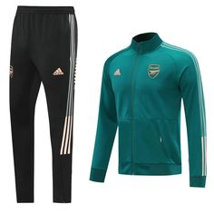 Arsenal 20/21 Lake Blue(knitting) Men Jacket Tracksuit Slim Fit – zorrojersey