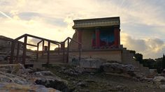 #Knossos - das Disneyland der Archäologie #Kreta #Griechenland http://www.namida-magazin.de/2015/12/kreta-knossos-ausflug-mit-bus.html