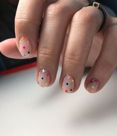 Glamorous Nail Design Ideas so that you Flaunt your Nails wi.- Glamorous Nail Design Ideas so that you Flaunt your Nails with Confidence – Hike n Dip Minimalist Nails, Cute Short Nails, Cute Nails, Pretty Nails, Short Nails Art, Ideas For Short Nails, Long Nails, Funky Nails, Hair And Nails