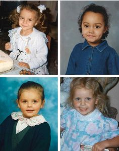 they were so cute!!!!!! Jade, Leigh-anne, jesy, and perrie<<< they still are. What are you talking about xD