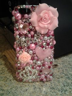 Bling Phone Case by Arianaphonecases on Etsy, $27.99