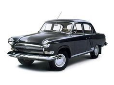 автомобиль легенда ГАЗ-21