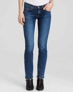 rag & bone/Jean Jeans - The New Straight Leg in Clean La Paz