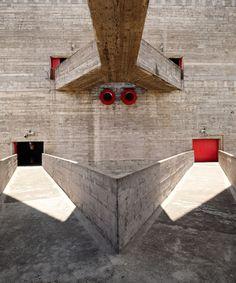 Lina Bo Bardi's SESC Pompeia en Sao Paulo, Brasil, de Inigo Bujedo Aguirre