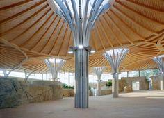 Elefantenpark in Koln, Germany by Oxen + Römer und Partner Architekten