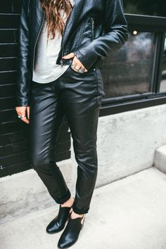 Must Have Leather Pants
