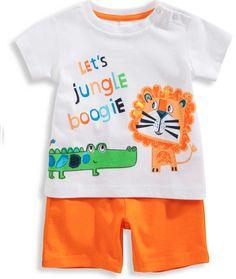 Filipa Cipriano: my first designs at C&A belgium. Boys Summer Outfits, Summer Boy, Baby Boy Outfits, Baby Boy Fashion, Toddler Fashion, Kids Fashion, Kids Graphic Design, Kids Nightwear, Kids Pjs