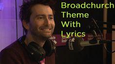 #DIAlecHardy turns pop star — This is pure BAFTA Winning stuff AND very funny! David Tennant adds lyrics to #Broadchurch theme