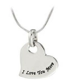 iloveyou necklaces - Bing Images