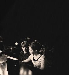 Ron and Hermione <3