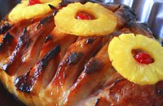 JAMÓN NAVIDEÑO Pork Recipes, Mexican Food Recipes, Low Carb Recipes, Cooking Recipes, Heritage Recipe, Spanish Dishes, Home Food, I Foods, Holiday Recipes