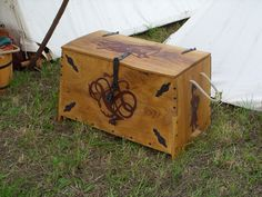 Another chest - My Woodworking Shed