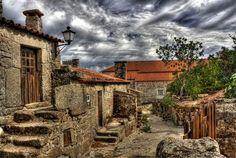 Villa de Sortelha, Portugal.