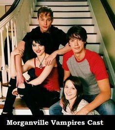 Morganville Vampires...