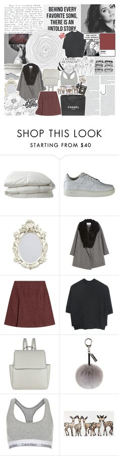"""""""living dreams we can never afford"""" by other-flying ❤ liked on Polyvore featuring Nimbus, NIKE, Thakoon Addition, A.P.C., Chanel, John Lewis, Helen Moore, Topshop, Assouline Publishing and women's clothing"""
