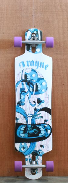"""RAYNE 40"""" VENDETTA COMPLETE 