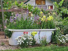 Диван-софа из старой ванны - Стильный дом