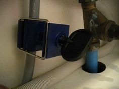 Water saving device Leakmate Stop that Leak in seconds The number 1 solution to a big problem Water Saving Devices, Handyman Projects, Frozen Pipes, Plumbing Tools, Water Company, Water Damage, Save Water, Diy Tools, Drinking Water