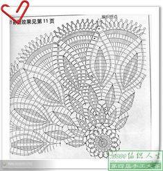Delicadezas en crochet Gabriela: Mantelito de ganchillo