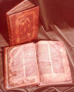 Codex Regius (The King's book) of Eddaic Poems and Flateyjarbok