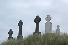 Cemetry on Inisheer