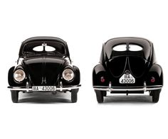 1938 Beetle prototype restoration