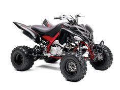 four+wheelers | ... Four Wheelers Yamaha-Raptor-700
