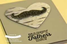 A clean and simple Fathers Day Card. Well Worded Stamp Set, and May 2015 Paper Pumpkin Stamp. Dawn Bourgette - Dawn's Creative Chalet. http://www.dawnscreativechalet.stampinup.net #stampinup #dad #fathersday #diy #cardmaking #papercrafting #bigshot #crafts #dawnscreativechaletnother Father's Day Card! Stampin` Up! :: Dawn's Creative Chalet
