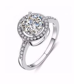 Akasha Ring :Classic Beauty  Click https://www.Tiara.com.sg to choose your rings, earrings, necklaces  bracelets.