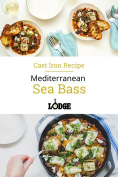 The Mediterranean flavors of black olives, feta, and dill in this seafood recipe will make you feel like you've taken a quick trip to Greece.