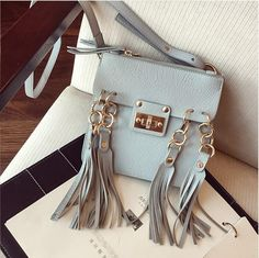 Find More Crossbody Bags Information about Big Fire Sale Punk Style Cool Tassels All Match Messenger New Arrival Lady Zipper Handbags On Sale,High Quality handbag laptop,China handbag teapot Suppliers, Cheap zipper necklace from GengNan store on Aliexpress.com