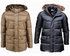 Look Hot This Winter Ladies With An ARMANI EA7 Fur Down Jacket. Get Yours Today On Betubid  #Armani #WomensJackets # WinterCoats #BetubidClassifieds