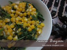 Tumis Bayam #DapurKeNai #Food #Masakan #Makanan #IndonesianFood