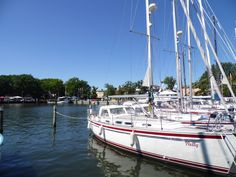 Lust auf eine Segeltour? Sailing Ships, Boat, Island, Dinghy, Boats, Sailboat, Tall Ships, Ship