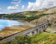 Britain's Great Rail Journey: The Caledonian Sleeper