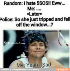 So sad:) >>> I promise this is what happened. :D