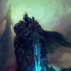 Fantasy Concepts & Warcraft Fan Art Featuring chang liu Background Hd Wallpaper, Wallpaper Backgrounds, Wallpaper Pc, Fantasy World, Fantasy Art, Arthas Menethil, World Of Warcraft Wallpaper, World Of Warcraft Characters, Lich King