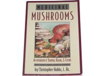 Medicinal Mushrooms - certified organic powders, extracts & capsules (reasonably priced)  www.mushroomharvest.com/catalog/product_info.php?cPath=27&products_id=51