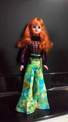 Susi Cenoura 70/71, by Estrela. (Boneca Susi ruiva anos 70. Fabricada pela Estrela). #susi #doll #estrela #boneca