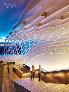 Interior Design Magazine - Joey Shimoda for Steelcase