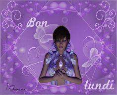 Lundi, cookies, mauve, papillons, animé tuto: http://www.titoune.ch//mes_tutoriels_2/tags/tag_purple_butterflies.html