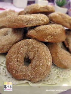 Cortecchie al vino - Wine biscuits