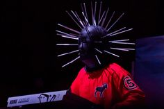 Craig Jones Slipknot 2012