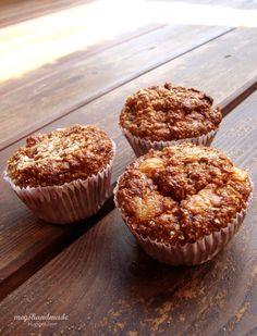 Meg's Handmade: Orkiszowo-warzywne babeczki #babeczki #muffinki #muffins #vegetablemuffin #cooking #wytrawne