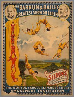 affiche poster cirque cabaret 25 27 vieilles affiches de cirques et cabarets  design